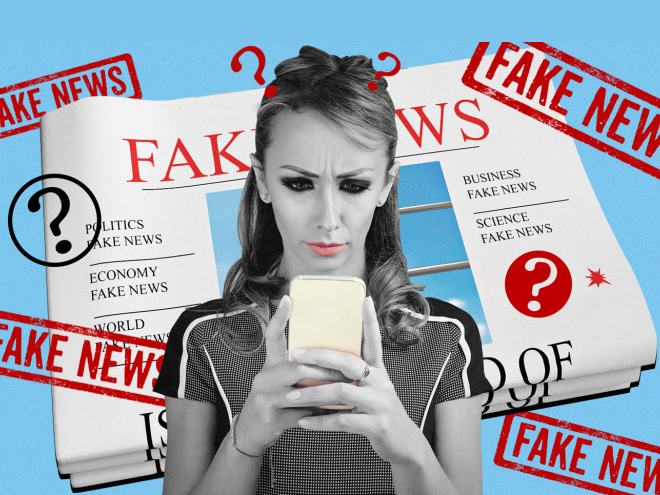 fake news ileine machado
