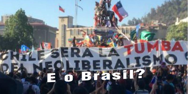 Enquanto o Chile enterra constituição de Pinochet, Brasil adota seus princípios neoliberais