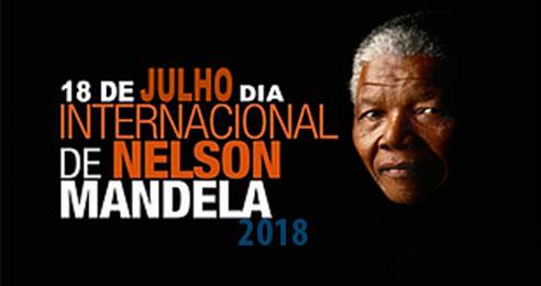 Resultado de imagem para Centenário de Mandela: vida, luta e legado