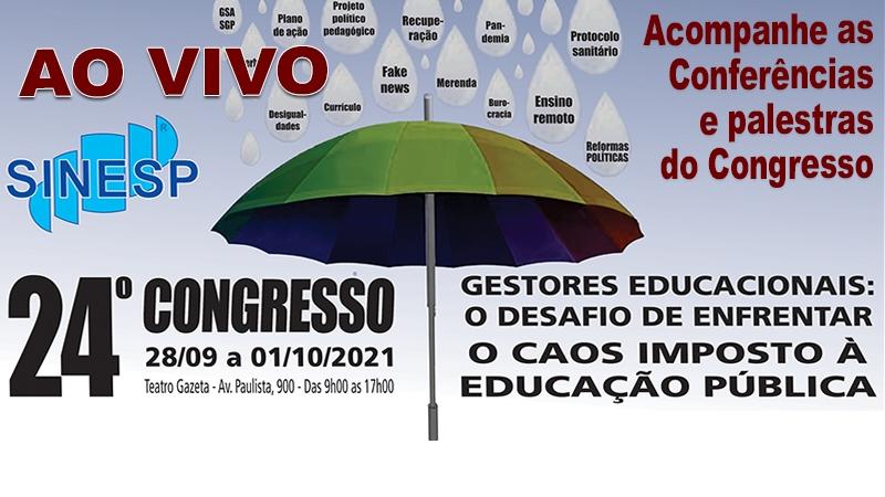 24º Congresso do SINESP - Palestra Ciberpopulismo